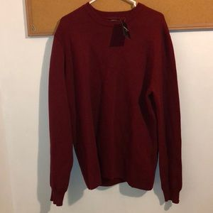 Forever21 sweater top/long sleeve XL